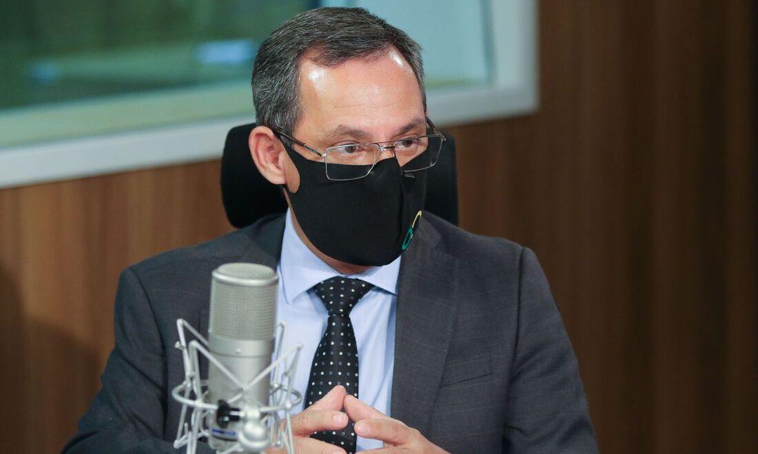 Secretário de Petróleo, Gás Natural e Biocombustíveis do Ministério de Minas e Energia (MME), José Mauro Coelho,
