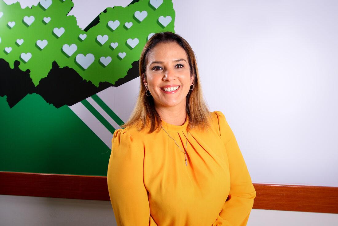 Renata Miranda, diretora da Paulo Miranda