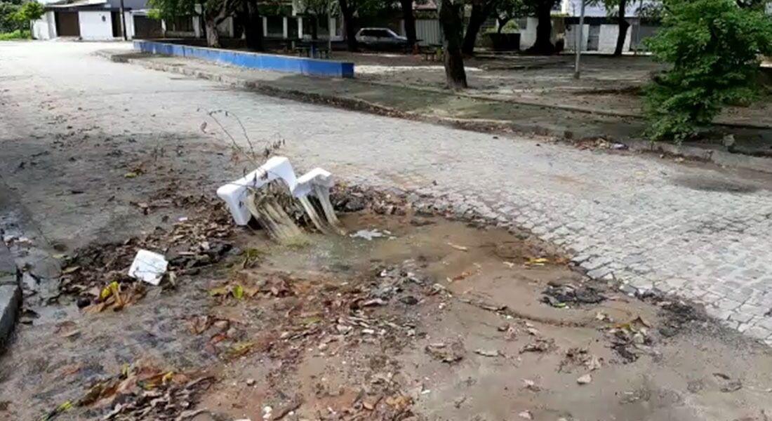 Buraco em Jardim São Paulo