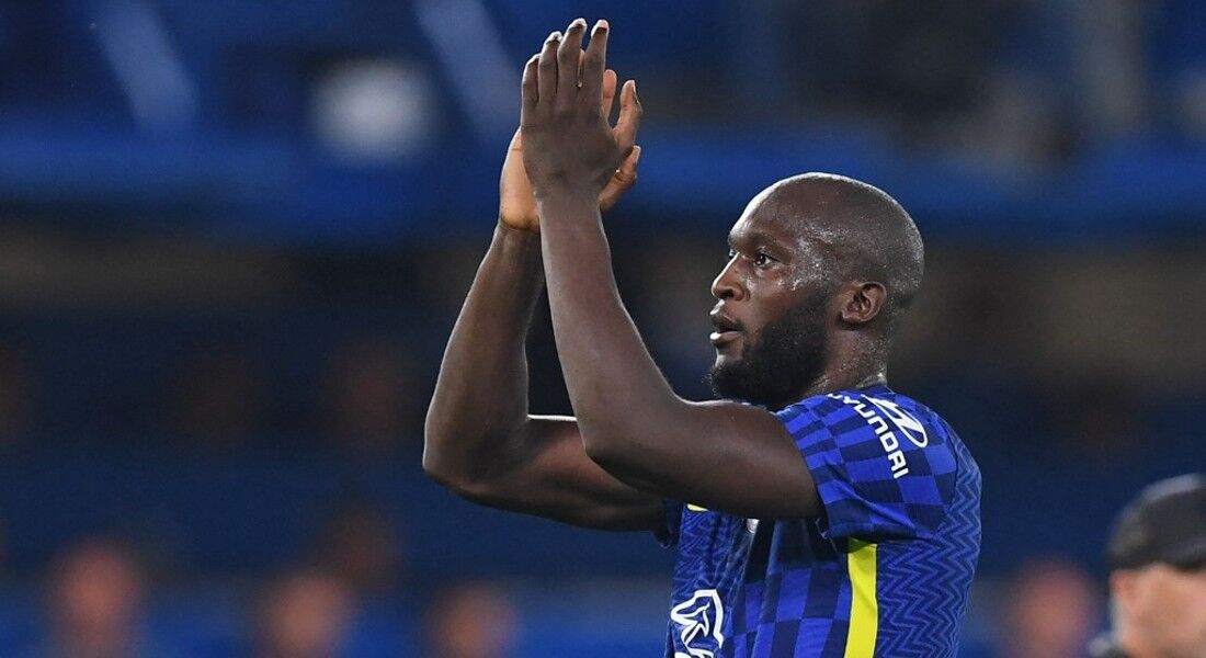 Romelu Lukaku, atacante do Chelsea