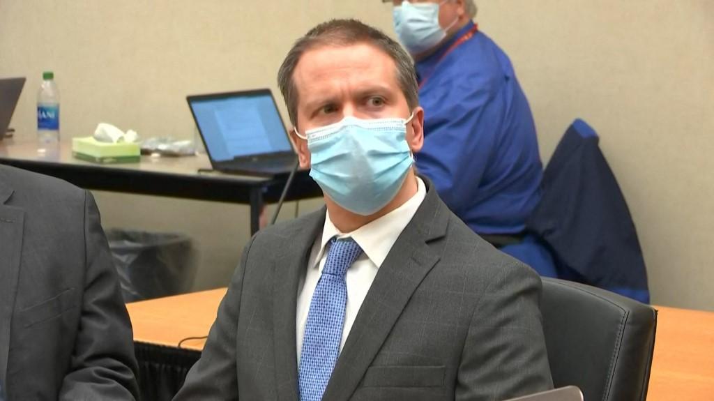 Derek Chauvin, o ex-policial condenado pelo assassinato de George Floyd nos Estados Unidos