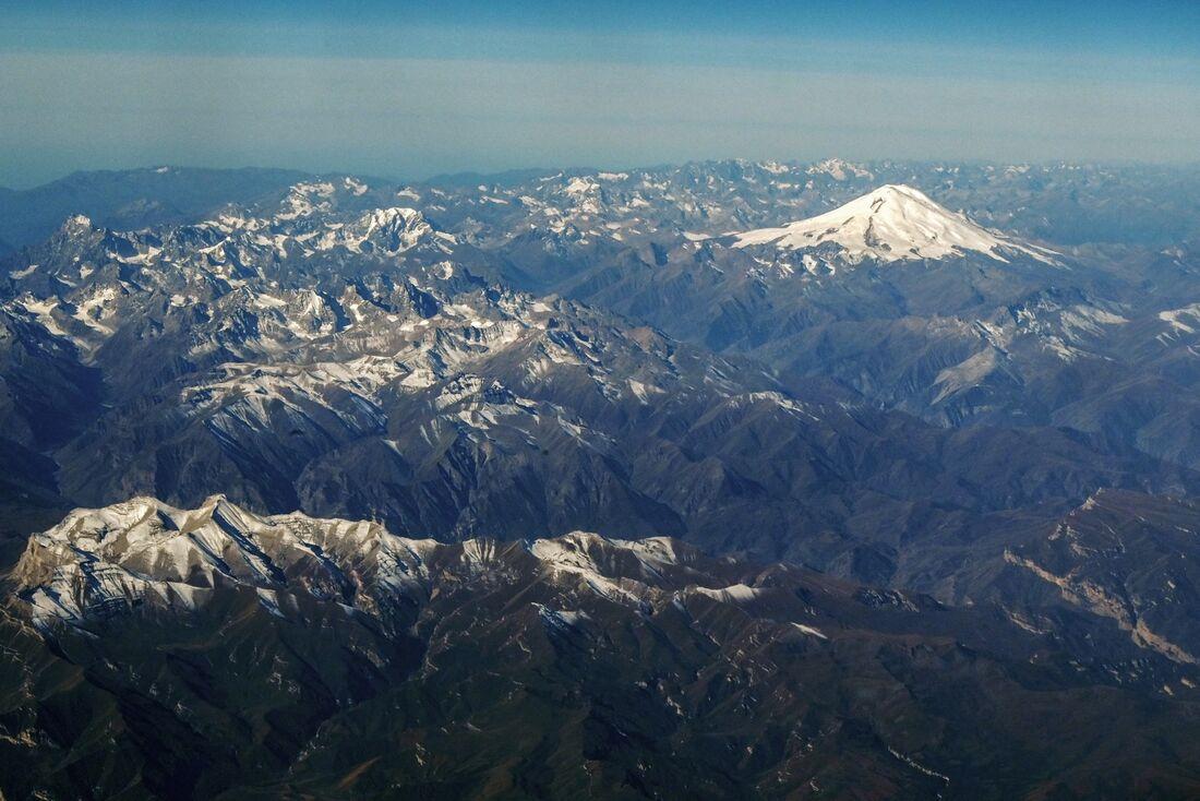 Montanha Elbrus