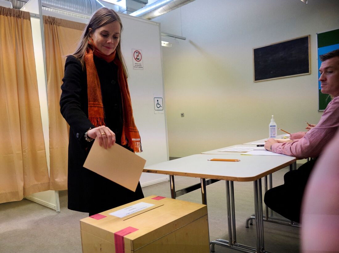Eleições na Islândia