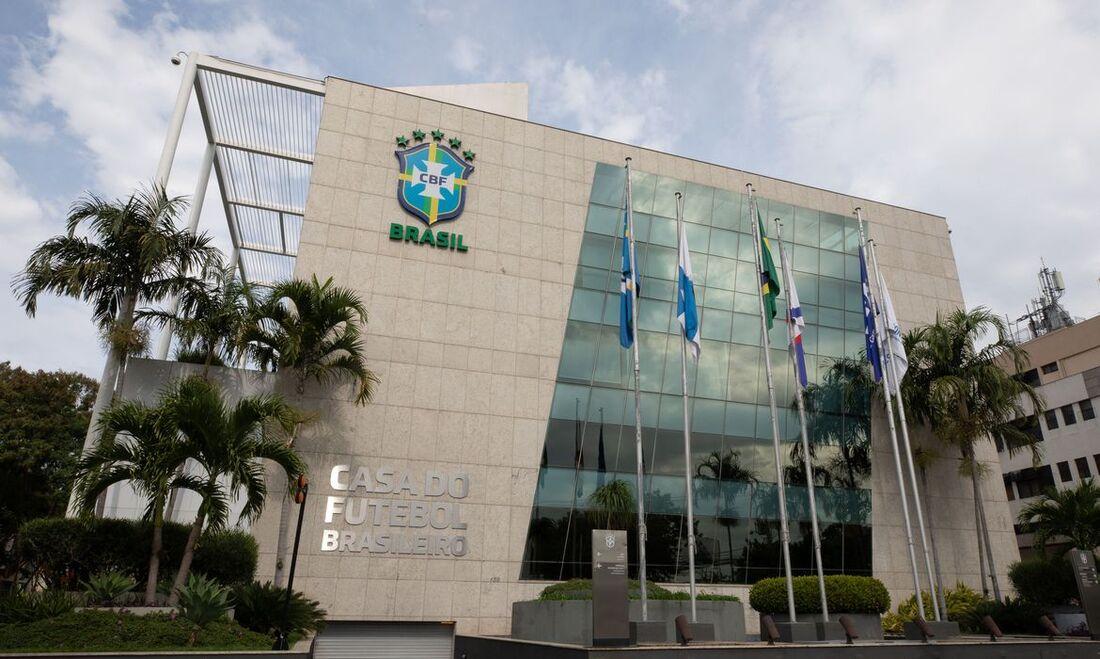 Sede da Confederação Brasileira de Futebol