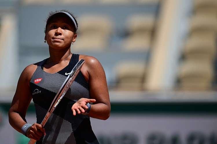 Tenista Naomi Osaka, número 8 no ranking mundial