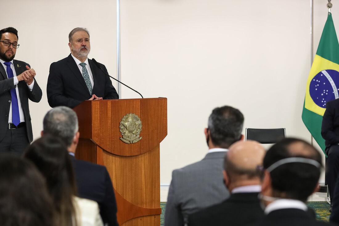 Recondução de Augusto Aras à PGR