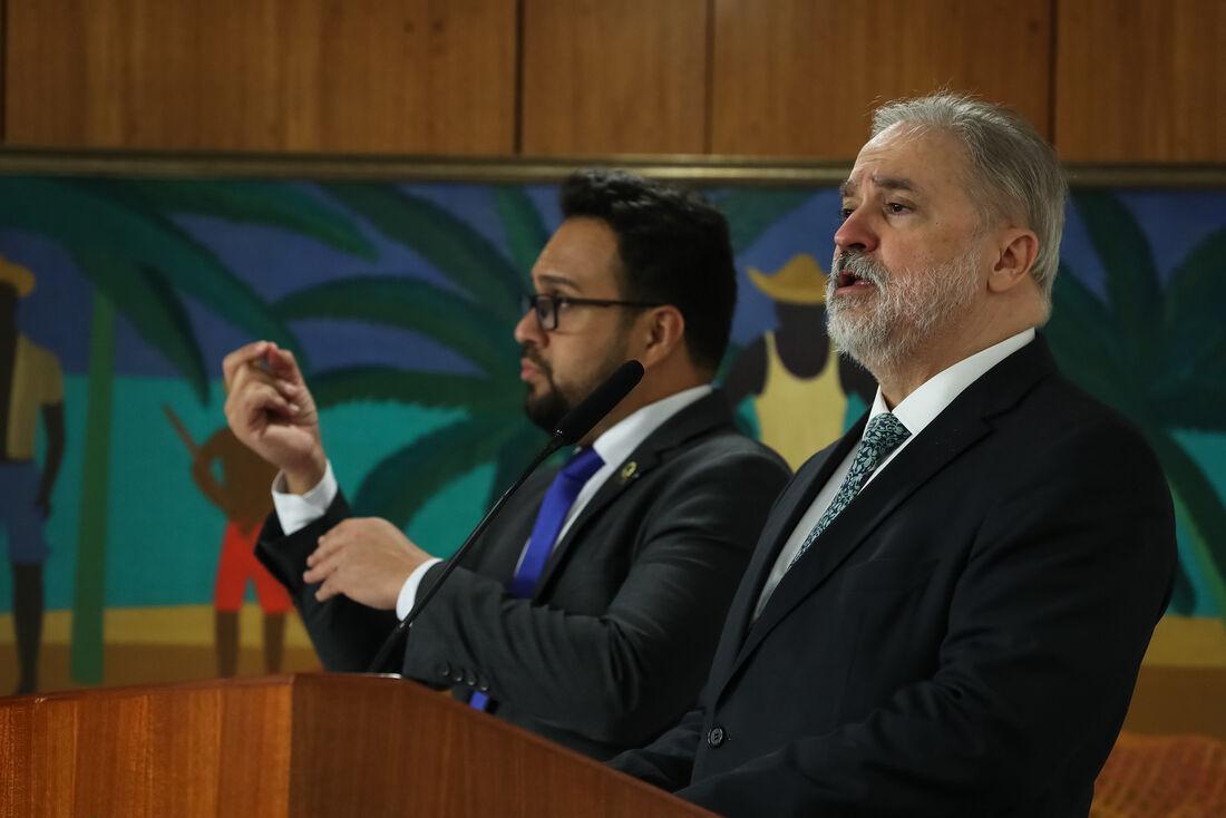 Augusto Aras foi reconduzido ao cargo de Procuirador-Geral da República