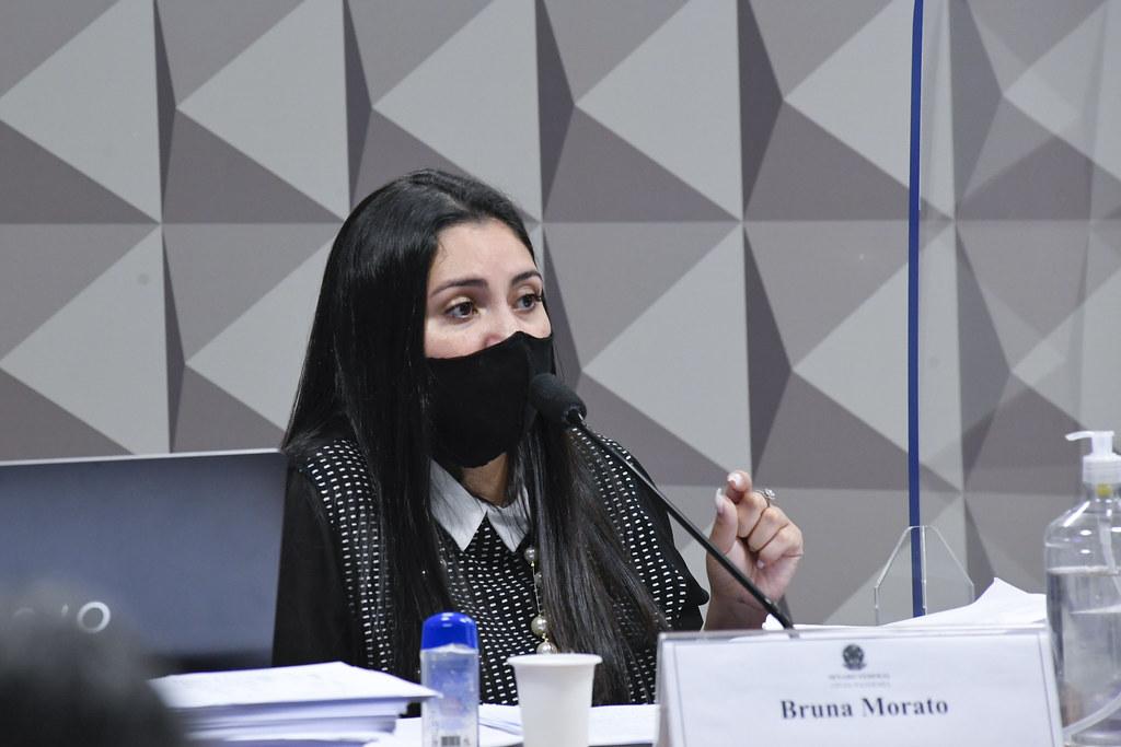 Advogada de médicos que denunciaram a Prevent Seior, Bruna Morato