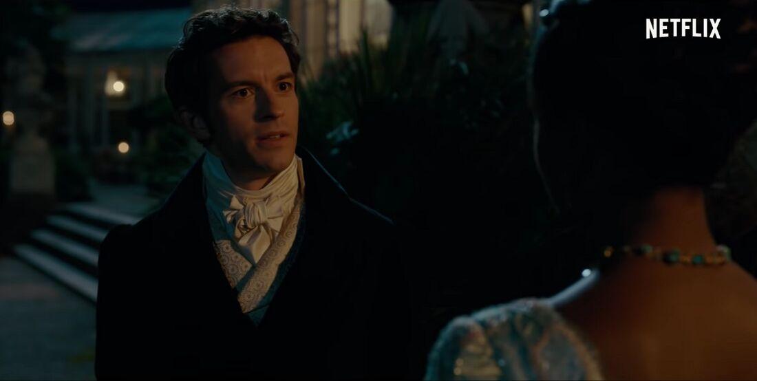 Bridgerton ganhou cenas da segunda temporada