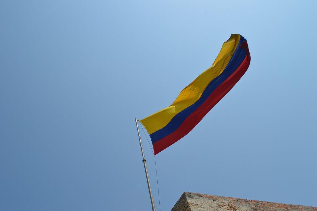 Bandeira Colombiana