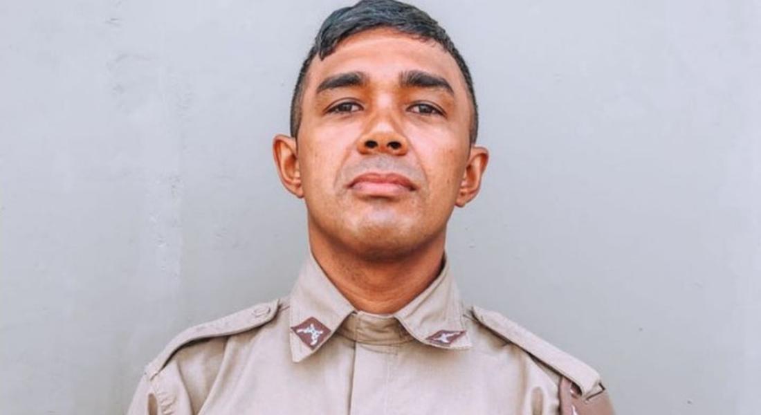 Policial militar da Bahia Joanilson da Silva Amorim