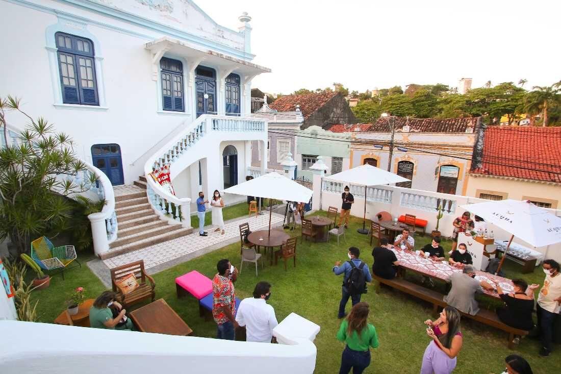 Casa Estação da Luz, em Olinda