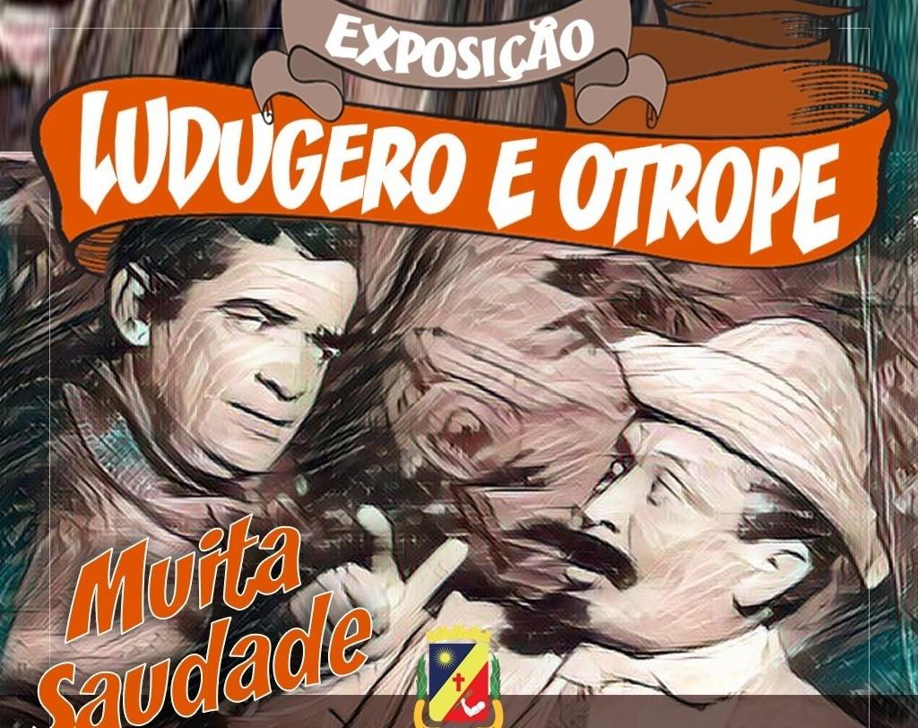 Exposição Ludugero e Otrope