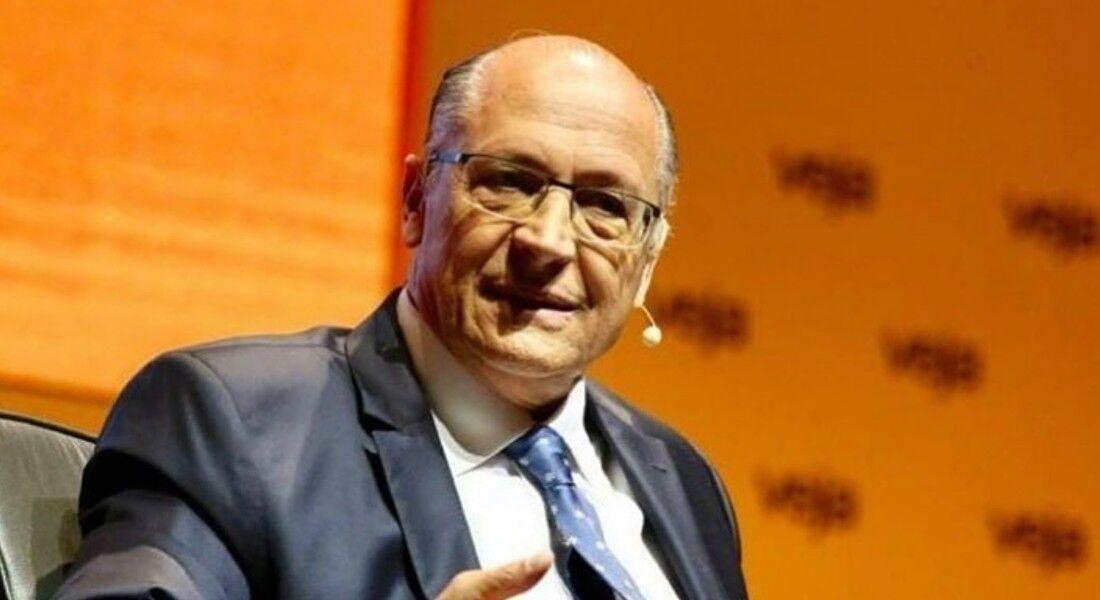 o ex-governador de São Paulo, Geraldo Alckmin