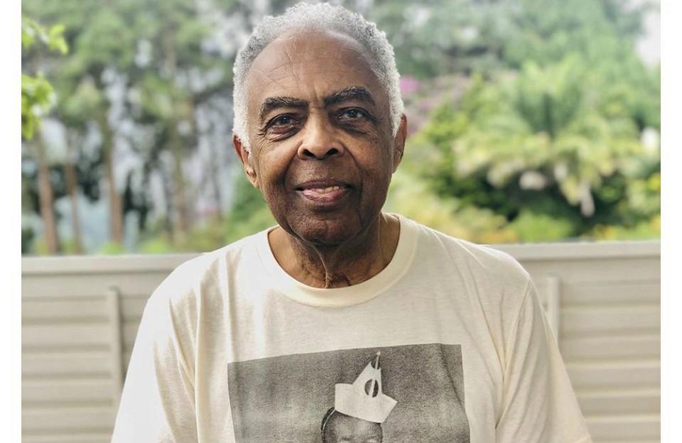 Gilberto Gil é um dos artistas que vai fazer parte do evento