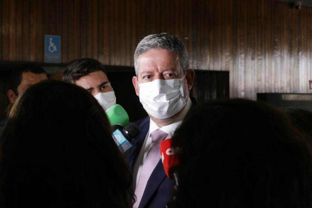 Presidente da Câmara, dep. Arthur Lira (PP-AL)