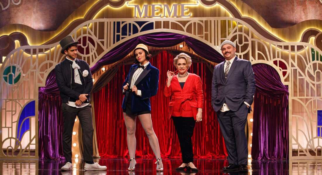 """""""M.E.M.E. da Comédia"""", novo programa do canal TNT"""