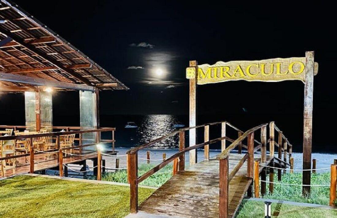 Miraculo Beach Club está entre os restaurantes participantes