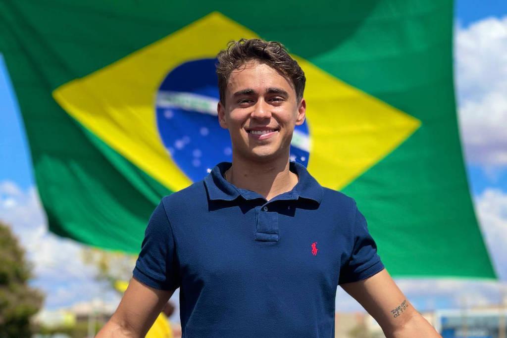 Vereador Nikolas Ferreira