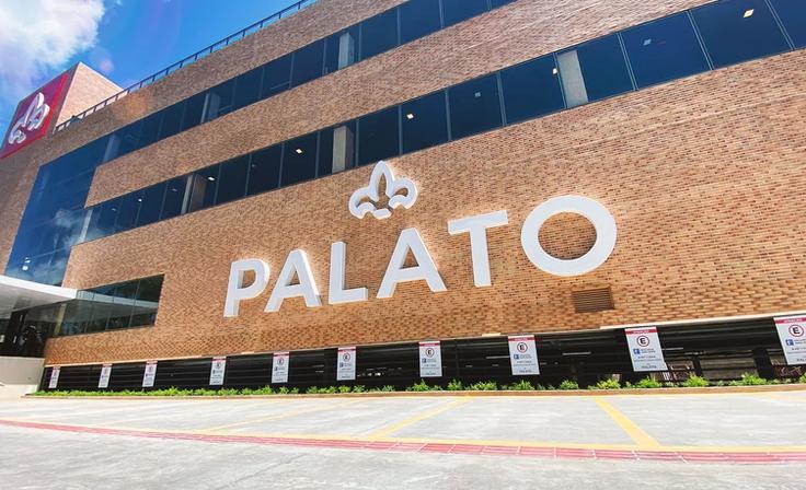 Supermercado Palato, em Alagoas