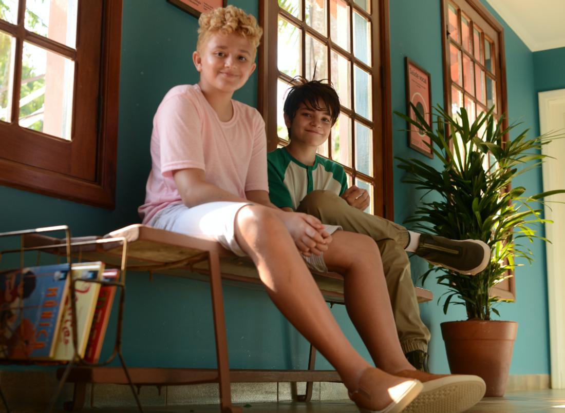 """""""Humberto"""" é o mais novo personagem da sequência do filme Turma da Mônica"""