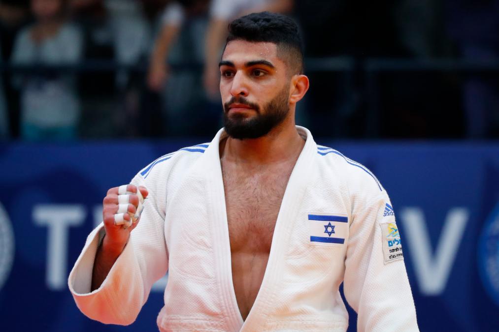 Tohar Butbul, judoca israelense