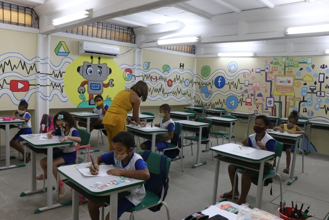 Escola da Rede Municipal de Olinda