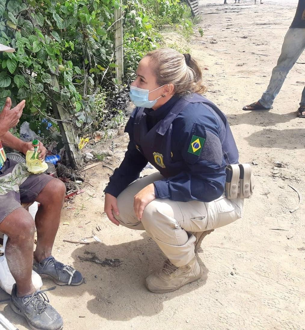 Idoso do Paraná foi resgatado em Jaboatão dos Guararapes
