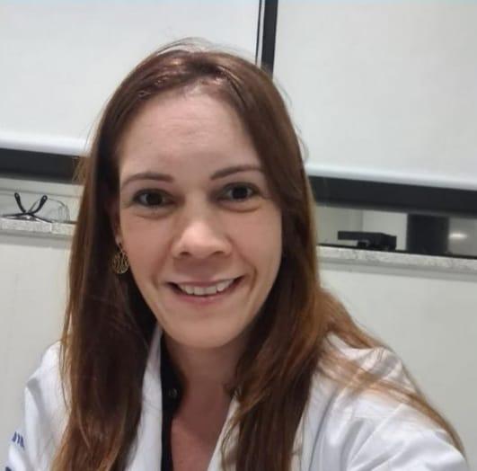Médica Michelle Peixoto