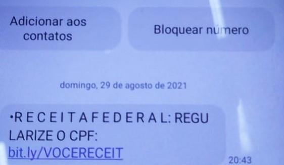 Golpe do CPF