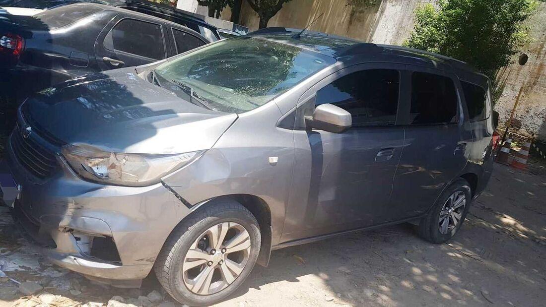 Procurado por estelionato é detido com carro levado de locadora em Igarassu
