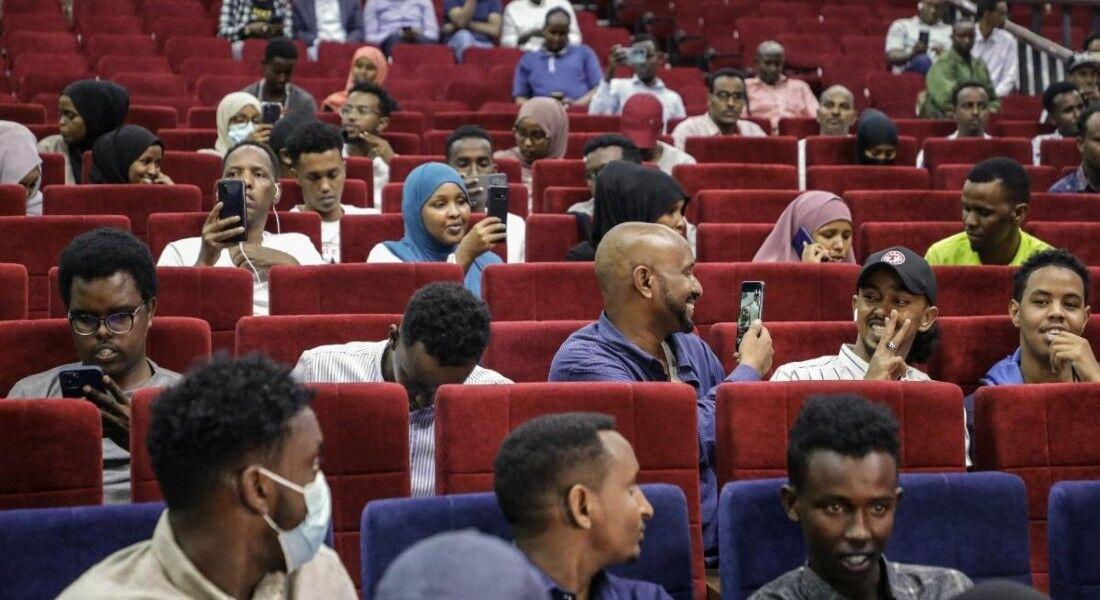 Somália realiza primeira sessão de cinema após 30 anos