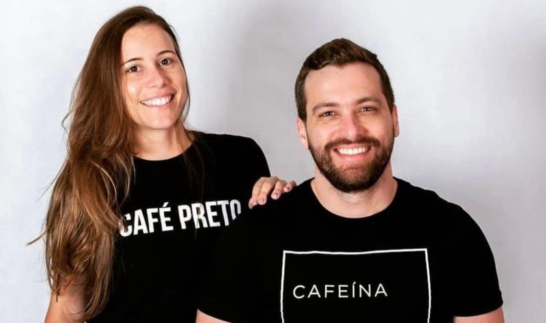 Empreendedores Felipe e Milena Liberal