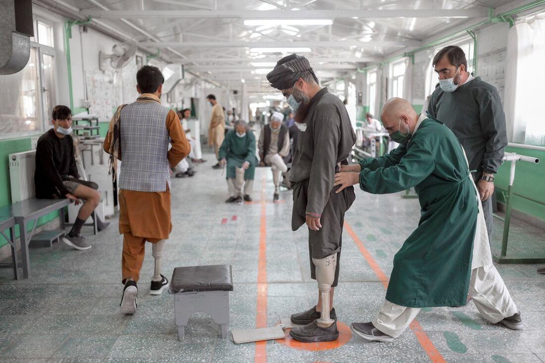 Saúde no Talibã