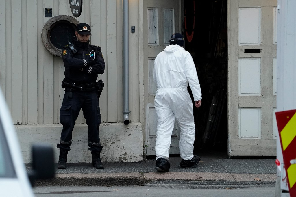 Investigação policial na Noruega