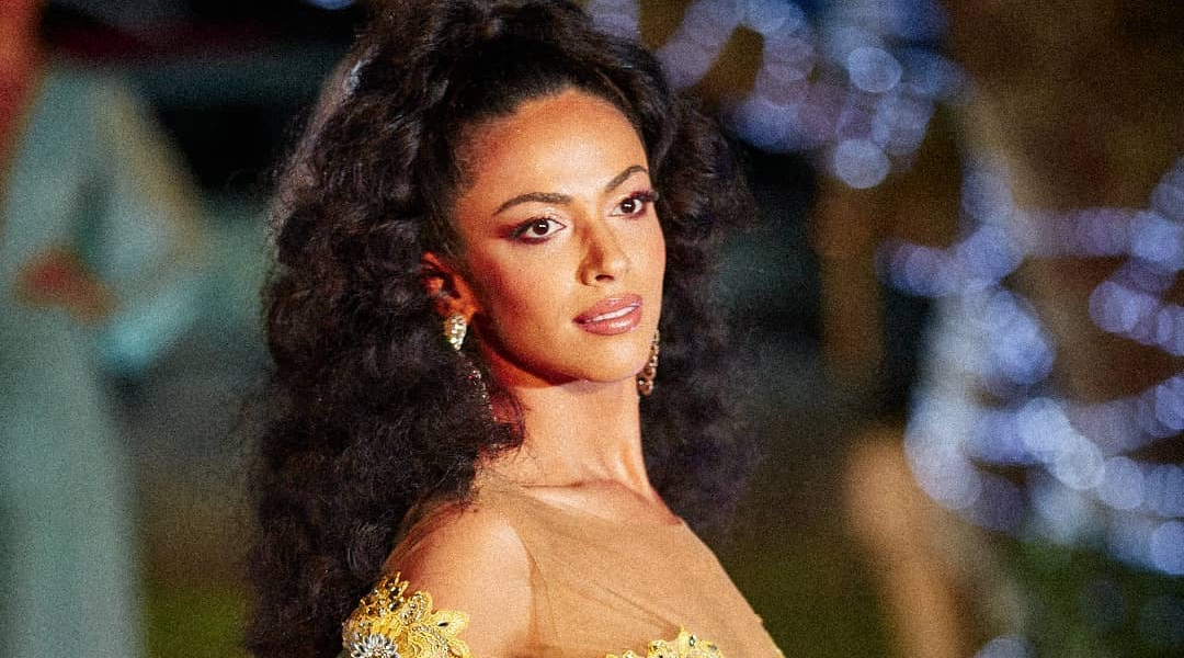 Bruna Valim, eleita Miss Santa Catarina 2021