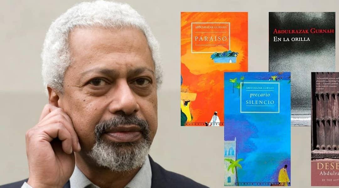 Abdulzarak Gurnah, vencedor do Nobel de Literatura