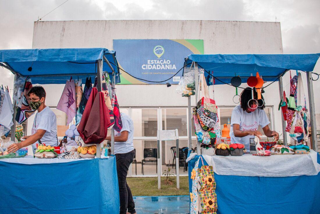 Feira do Empreendedor no Cabo de Santo Agostinho