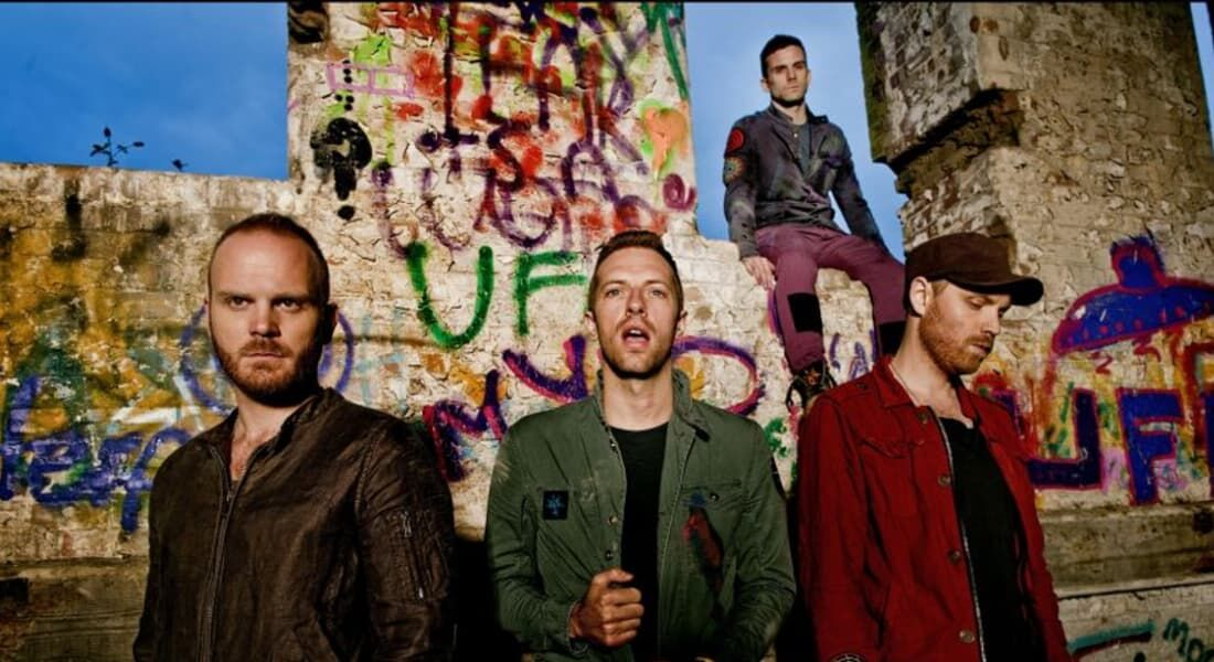 A banda britânica já havia se apresentado edição de 2011 do festival