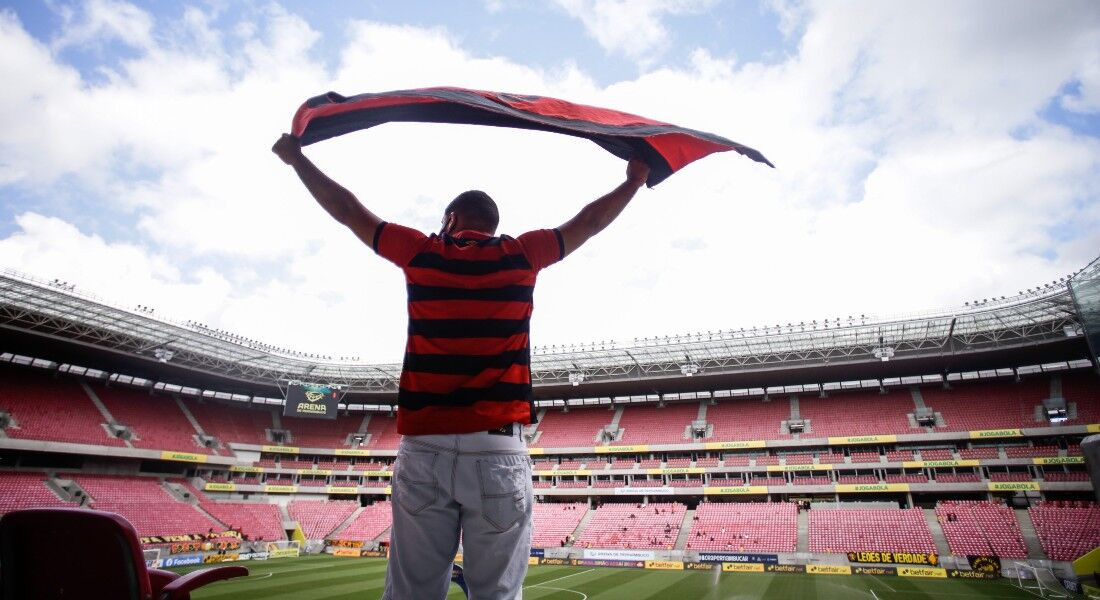 Sport seguirá jogando na Arena de Pernambuco