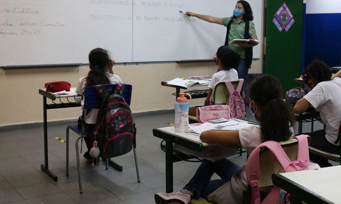 Escola em São Paulo