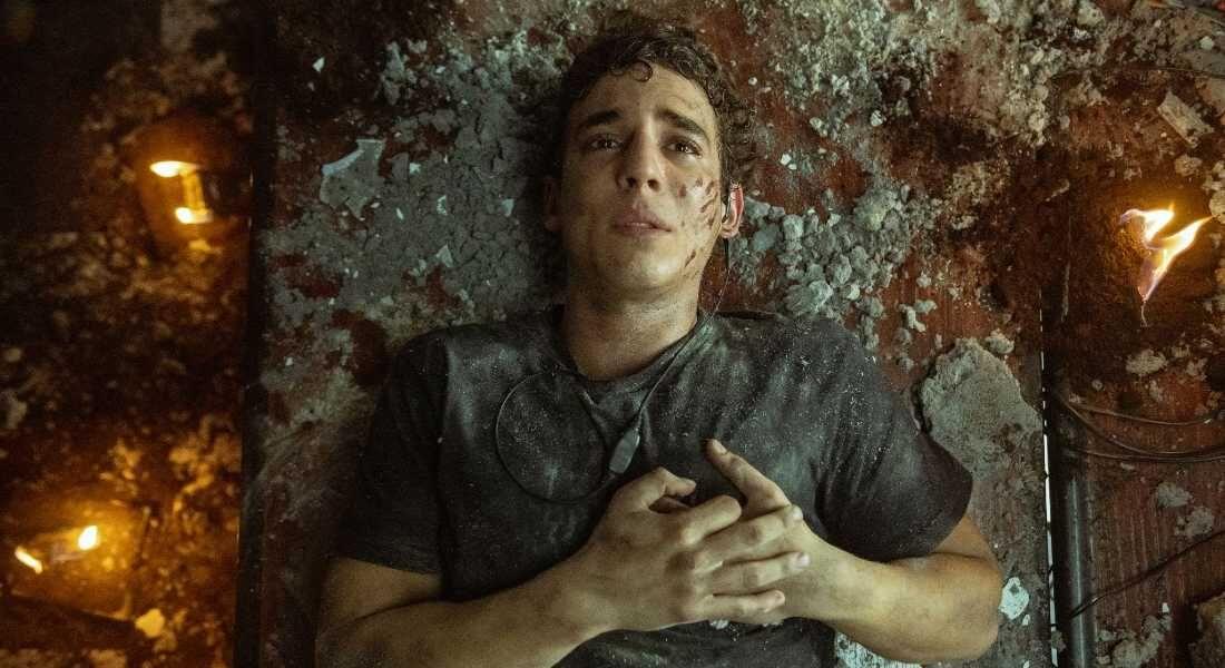 Rio (Miguel Herrán) aparece em primeira imagem dos episódios finais de 'La Casa de Papel'