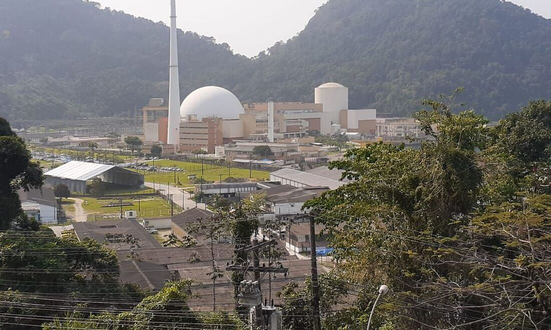 Usina Nuclear Angra 1