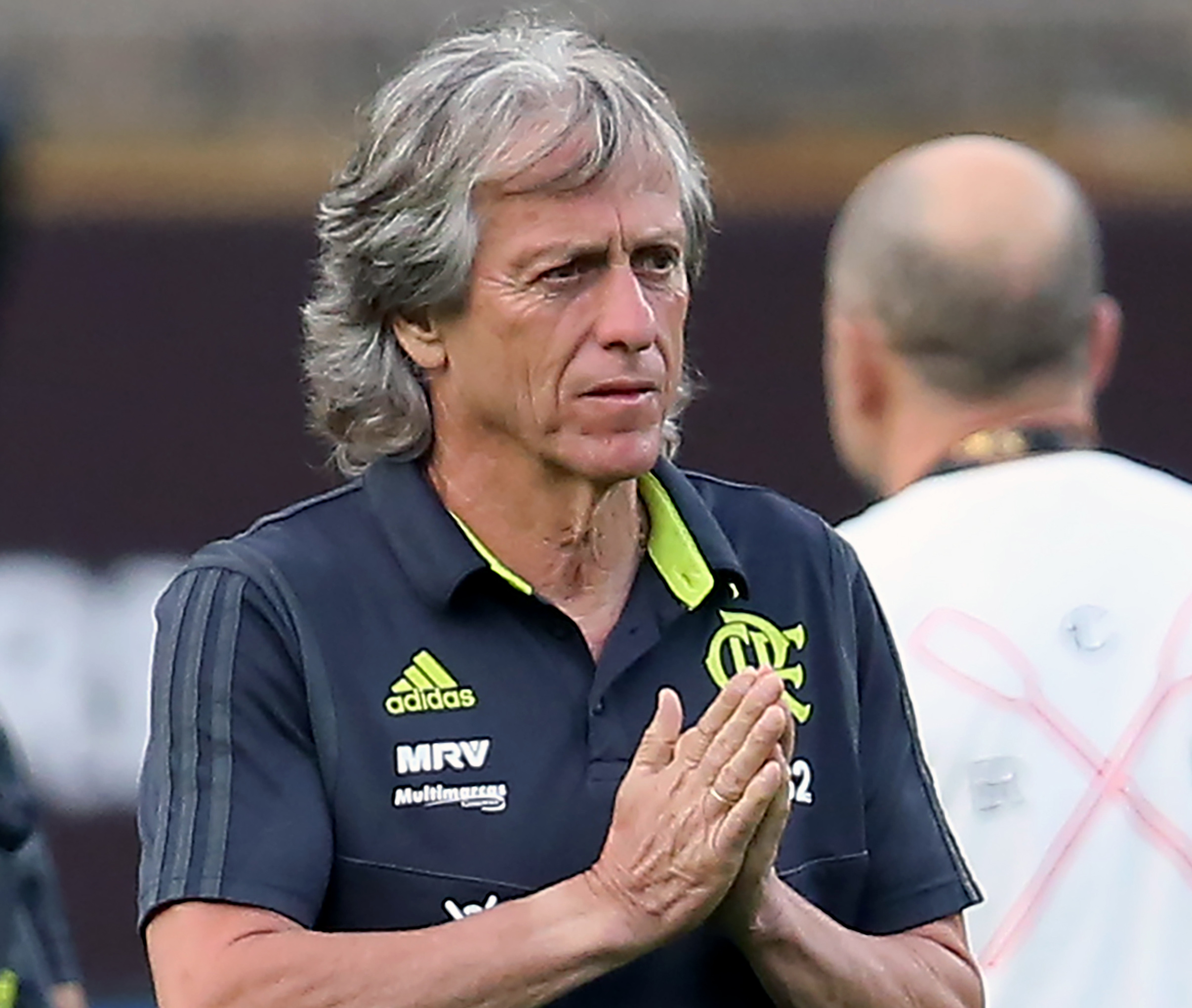 Flamengo tentou renovar com Jorge Jesus até fim de 2021 - Folha PE
