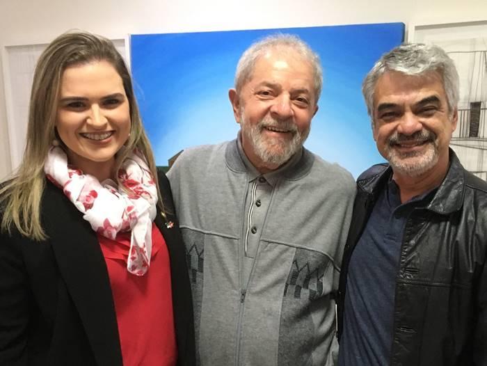 Humberto e Marília agem para fazer valer prazo de Lula - Folha PE