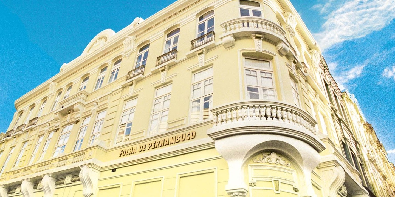 Sede da Folha de Pernambuco