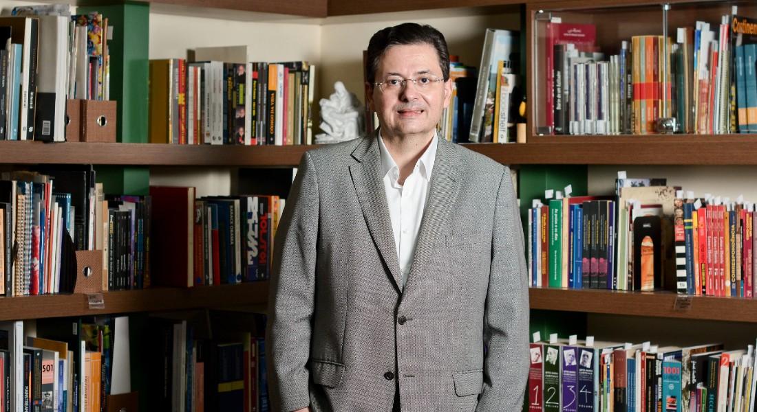 Antônio Campos, presidente da Fundaj