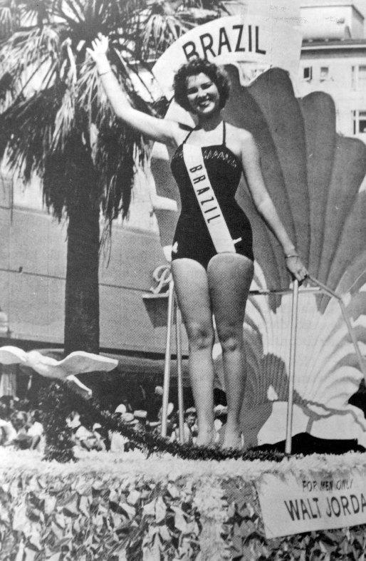 Morre Martha Rocha, a primeira Miss Brasil - Folha PE