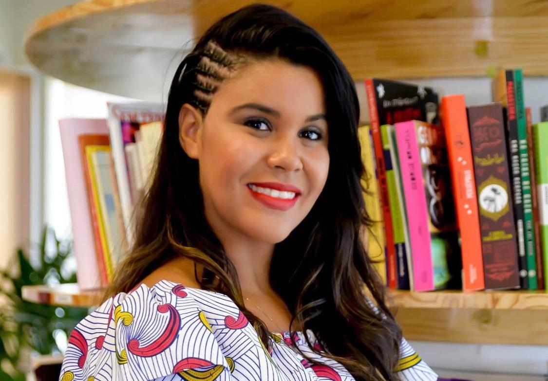 Débora Gonçalves, vice-presidente da Comissão de Igualdade Racial da OAB-PE