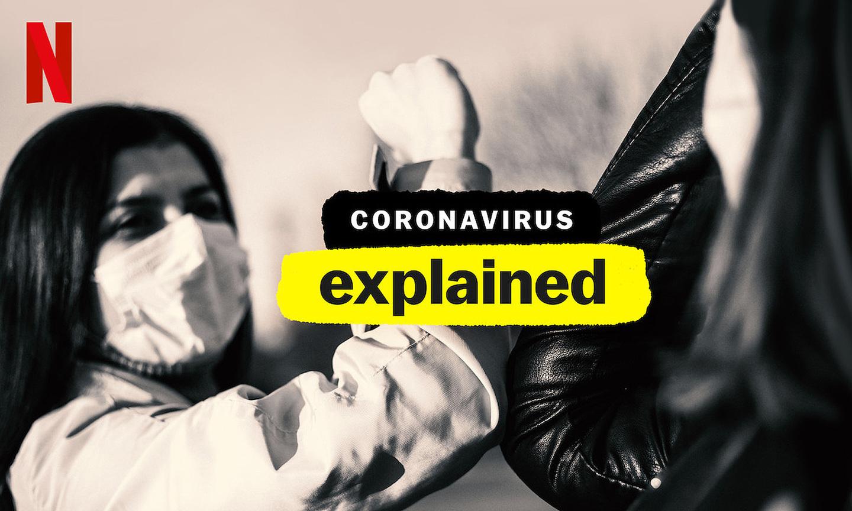 Netflix lança documentário reflexivo sobre o coronavírus